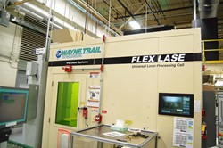 1 - Wayne Trail VIL Flex Weld Lase 3-Axis Laser Processing System