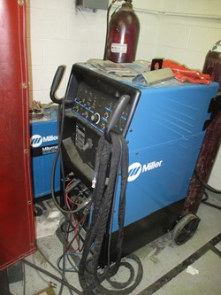 1 - Miller Syncrowave 250 DX Welding Power Source