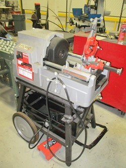 1 - Ridgid 535A Auto Chuck Machine / Pipe Threader