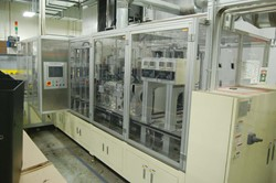 1 - mPLUS Corp West Cell Formation & Test Assembly Line