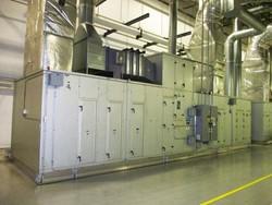 1 - Munters ICA-2000-090 Integrated Custom Dessicant Type Dehumidifier / Air Handling Unit