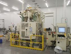 1 - CIS CLP-6580C Cathode Calendar / Roll Press Line