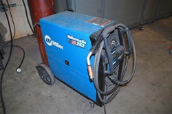 1 - Miller Millermatic 252 Welding Power Source