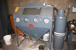 1 - Trinco 48/BP Blast Cabinet