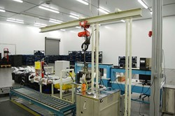 1 - Semi-Automatic Packaging Line