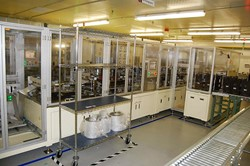 1 - mPLUS Corp MPPA-1622-005A Cell Packaging Machine
