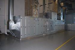 1 - Munters ICA-2000-080-PP Integrated Custom Dessicant Type Dehumidifier / Air Handling Unit
