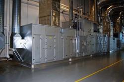 1 - Munters ICA-2200-090 Integrated Custom Dessicant Type Dehumidifier / Air Handling Unit