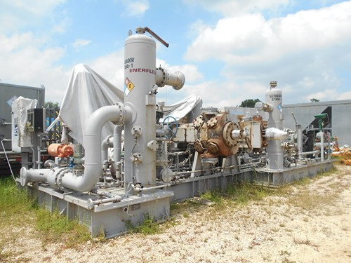 EOR Gas Compressors