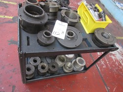 1 - Cart Assorted inside Boring Tooling