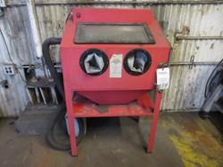 1 - 93608  Steel Blast Cabinet