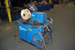 1 - Miller Dimension NT 450 CC/CV-DC Welding Power Source