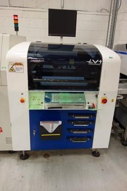 1 - Speedprint Technologies SP700AVI Advanced Vision Intelligence Screen Printer