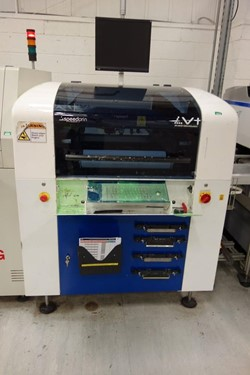 1 - Speedprint Technologies SP700AVI Advanced Vision Intelligence Screen Printer