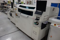 1 - HP-1000SCE  SJ Inno Tech Screen Printer