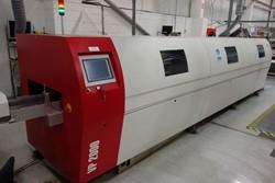 1 - VP2000-400  Asscon Systemtechnik Throughfeed Oven