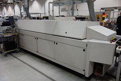 1 - Speedline Technologies Electrovert Omniexcel 7 Throughfeed Reflow Oven
