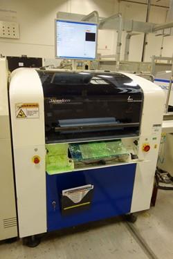 1 - Speedprint Technologies Advanced Vision Intelligence SP700AVI Screen Printer