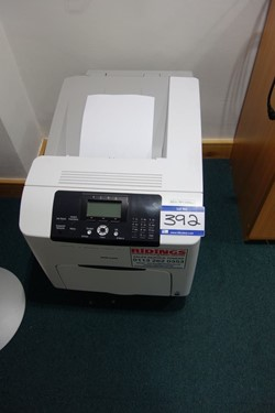1 - Ricoh Aficio SP C430 DN Laser Printer