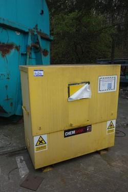 1 - Chem Bank Waste  Disposal Tank