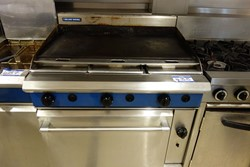 1 - Blue Seal Griddle Oven