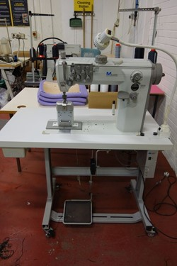 1 - Durkopp Adler 0868-97-0007-868-290020 Twin Stitch MTYPE Sewing Machine