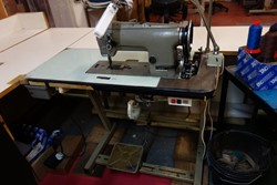 1 - Pfaff LS2-B837 Lock Stitch Sewing Machine