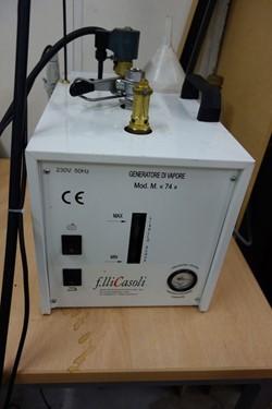 1 - F.lliCasoli M74 Portable Steam Generator