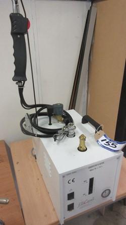 1 - M74  Casoli Portable Steam Generator