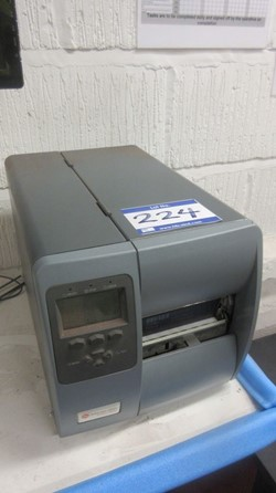 1 - M Class Mark II  Datamax-O Neill Label Printer