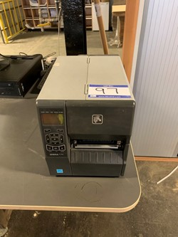 1 - Zebra ZT230 Label Printer
