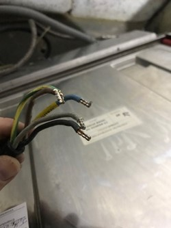 1 - Hobart Premax GP-10B Glass Washer
