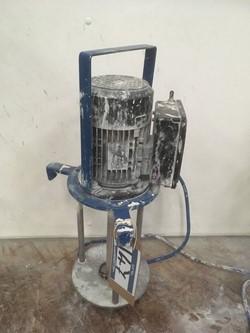 1 - Portable Motorised Mixer
