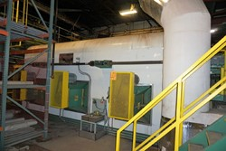 1 - Thermal  Systems Model VTF-24 3,850,000-Btu/Hour Maximum Input Tenter Frame Drying Oven