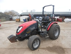 1 - T433  TYM 43hp Tractor