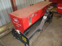 1 - Charterhouse Hydraulic Linkage Speed Seed 1600 Over Feeder