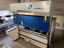 1 - Trumpf TrumaBend V130 CNC Press Brake