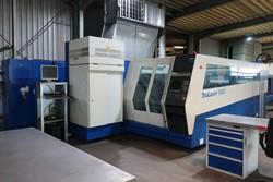 1 - Trumpf TruLaser 5030 CNC laser Cutting Machine