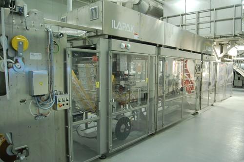 Cereal/Granola Processing Facility