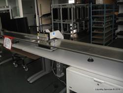 1 - Fancort Industries CL100-34  Bench
