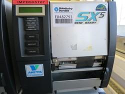 1 - Tec B-SX5T-TS22-QM-R  Barcode Printer