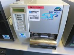 1 - Tec B SX5T TS22 QM R  Barcode Printer