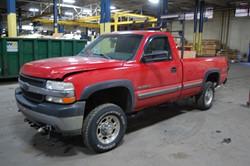 1 - Chevrolet Silverado 2500 HD LS 4x4 Pickup Truck
