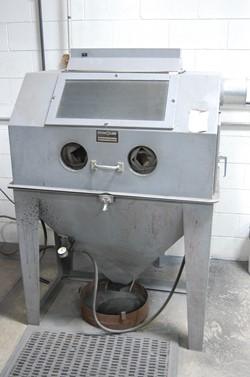 1 - Econoline 42-24FT Abrasive Blast Cabinet