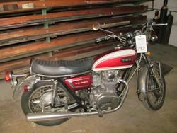 1 - Yamaha XS-650 Motorcycle