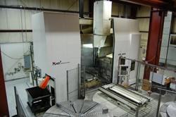 1 - MAG / Giddings & Lewis VTC 2500 Adjustable Rail CNC Vertical Turning Center