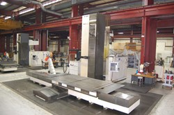 1 - MAG / Giddings & Lewis PT 1800 CNC Horizontal Boring Mill