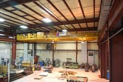 1 - Zenar 30-Ton x 60' Span Double Girder Bridge Crane