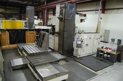 1 - MAG / Giddings & Lewis RT 1600 5-Axis CNC Horizontal Boring Mill
