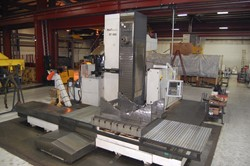 1 - MAG / Giddings & Lewis RT 1600 5-Axis CNC Horizontal Boring Mill